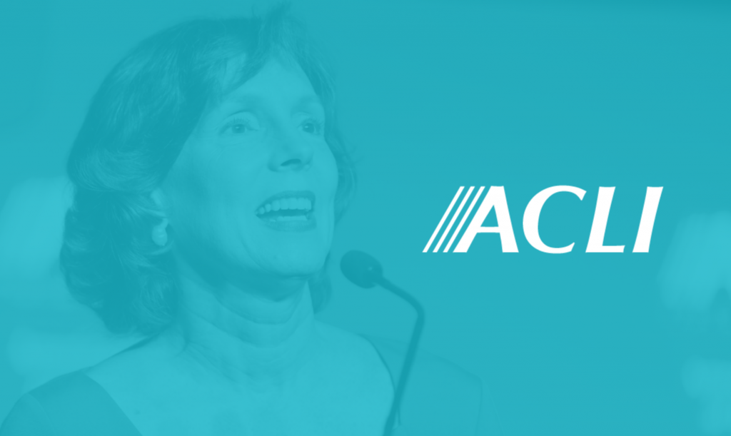 ACLI CEO Susan Neely